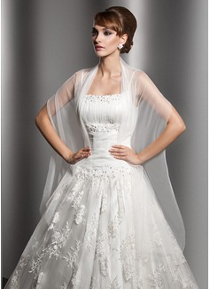Tulle Wedding Shawl