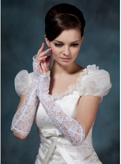 Lace Elbow Gloves (014020502)