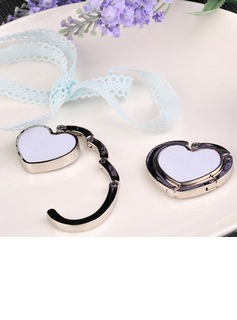 Metal Heart Shaped Purse Valet Favor With Gift Box (051020307)