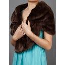 Faux Fur Special Occasion Wrap (013037935)