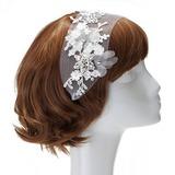 Elegant Spitze/Netz Stirnbänder
