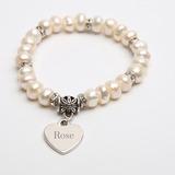 Individualisiert Perle Damen/Kindes Armbänder