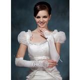Elastan Elbow Längd Handskar Bridal