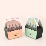 Sweet Love Favor Box (Set of 12)  (050011021)