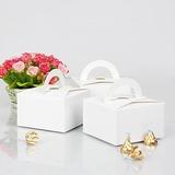 Simple Cuboïd Boîtes cadeaux (Lot de 12)