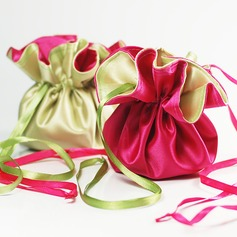 Precioso Bolsos de regalos con Cintas (Juego de 12)