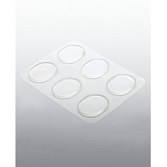 Transparent Gel Free Posting Anti-grinding Sticker (107024213)