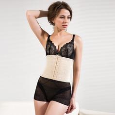 Spandex/Coton/De chinlon Sans bretelle Corsets