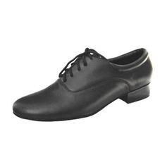 Men's Real Leather Modern Ballroom Dance Shoes