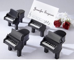 Piano Place Card Holders (set of 4) (089025018)
