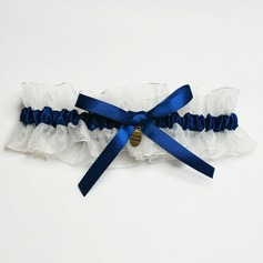 Satin Garter With Charm (104019470)