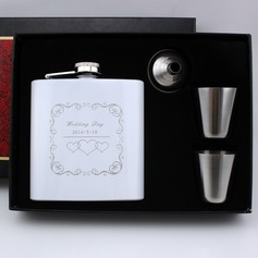 Personalized Beautiful Stainless Steel Flasks