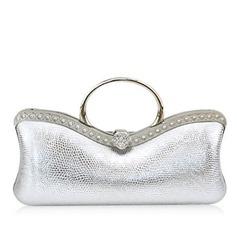 Elegant Faux læder/PU Wristletter