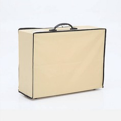 Faux Leather Garment Bag (035024120)