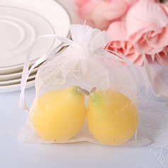 Mini Pear Candle Favor (Set of 2)(096017617)