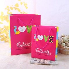 Non-personalized Fashionable Pearl Paper Gift Boxes