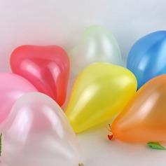 Hart Gevormd Ballon (set van 100)