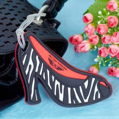 Shoes Design Hard plastic Luggage Tags