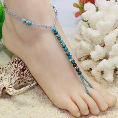 кристалл Ноги Ювелирные изделия аксессуары