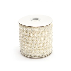 1 M Цветочный дизайн Перлы ложный Гирлянды
