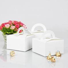 Einfache Quader Geschenkboxen (Satz von 12)