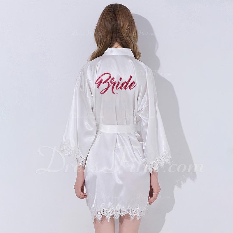 花嫁のギフト - クラシック レース ローブ