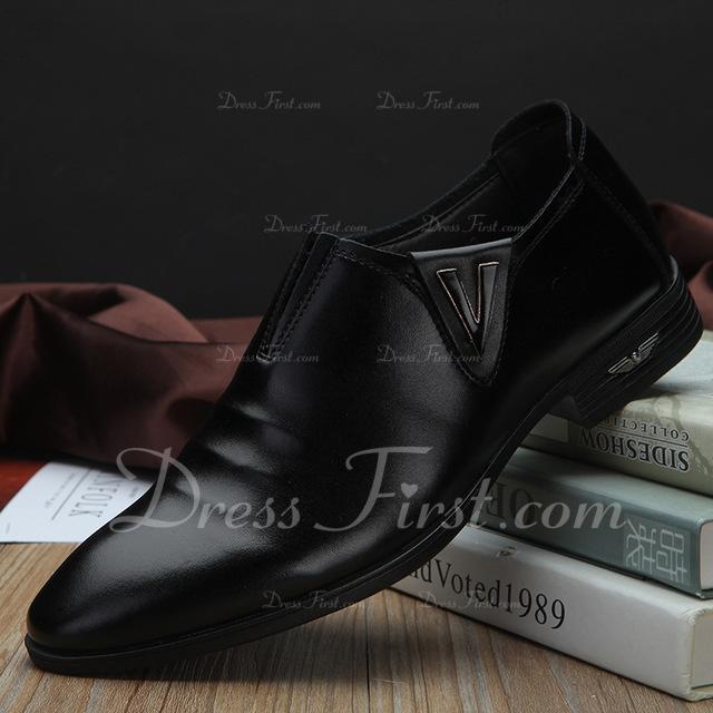 Men's Suede Monk-straps Casual Dress Shoes Men's Oxfords
