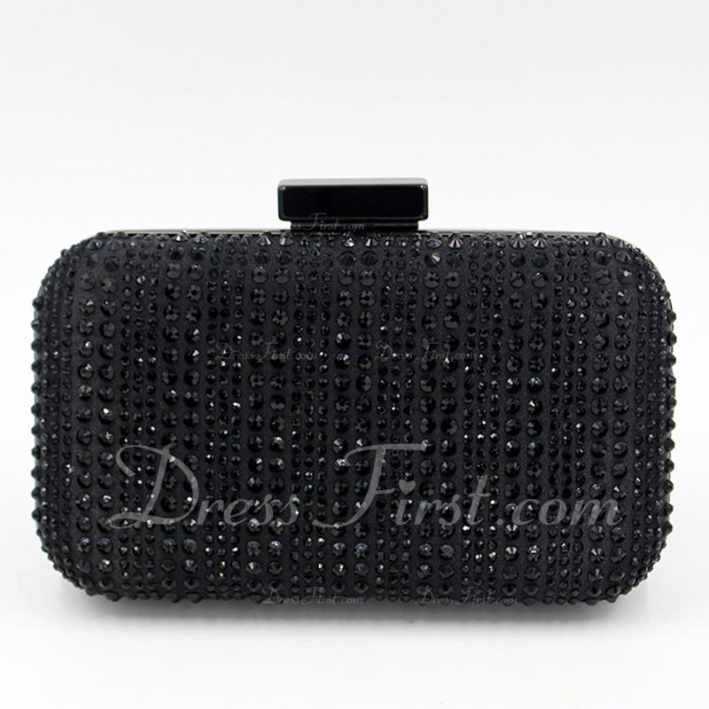 Elegant/Gorgeous/Shining Crystal/ Rhinestone Clutches/Satchel/Evening Bags