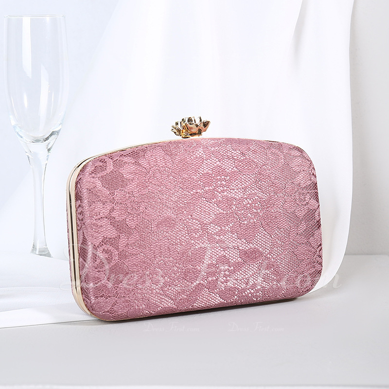 Elegant/Charming Lace Bridal Purse/Evening Bags