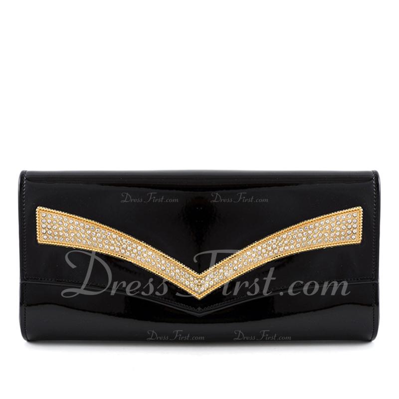 Elegant/Pretty/Attractive PU Clutches