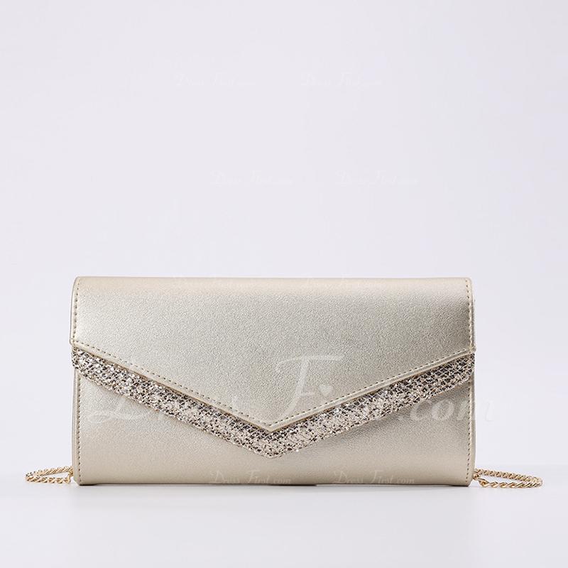 Elegant/Refined/Pretty PU Clutches/Evening Bags