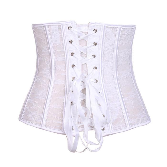 Vrouwelijk/Sexy/Elegant Chinlon bodysuit Corrigerend Ondergoed