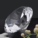 Personlig Krystall Diamond Crystal Minnesmerke
