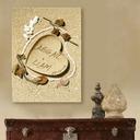 Simple/Gentil Attrayant Toile Peinture à l'huile avec Cadre (131201566)