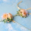 Prosty i elegancki Dowolna forma Material Zestawy kwiatowe - Nadgarstek stanik/Tuxedo