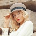 Ladies' 魅力的な ポリエステル ベレー帽子