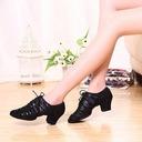 Femmes Vrai cuir Talons Escarpins Pratique Chaussures de danse