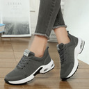Femmes Tissu Tennis Baskets Chaussures de danse