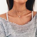 Unique 合金 女性用 ファッションネックレス (単一片で販売)