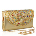 Elegant/Gorgeous Polyester/PU Clutches/Evening Bags