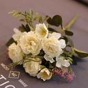 Colorido Forma libre Flores de seda Decoraciones/Flores en la Mesa de Boda -