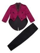 gutter 2 Deler Elegant Suits til ringbærere /Side Boy Suits med Jakke Bukser