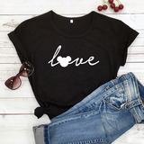 Bride Gaver - Canvas Style Enkle Bomuld T-shirt