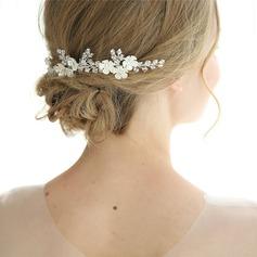 Elegant Rhinestone Hairpins With Rhinestone/Crystal (Set of 3)