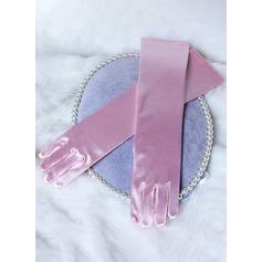 knit Elbow Comprimento Glove