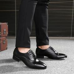 Hommes Vrai cuir Talons Latin Salle de bal Pratique Chaussures de Caractère avec Dentelle Chaussures de danse