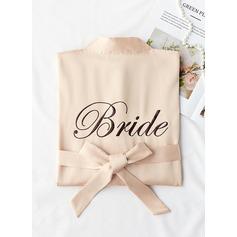 charmeuse la mariée Robes Brodées