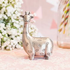 Lovely Deer Shaped Tin Alloy Money Box