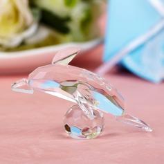 Delphin Kristall Andenken