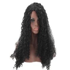 Curly Capless Syntetiska peruker